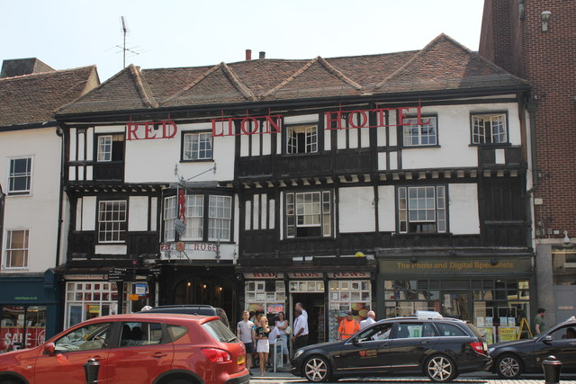 Red Lion, 42-44 High Street, Colchester