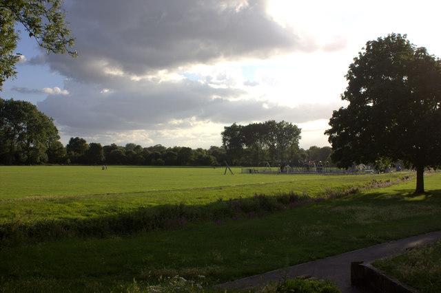 Datchet recreation ground