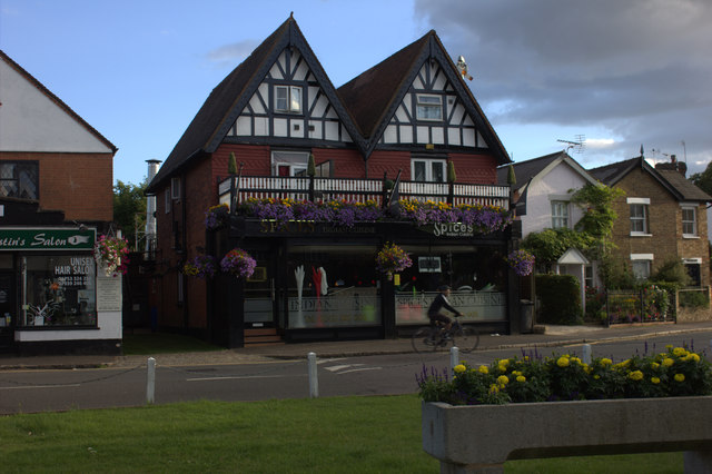 Spices restaurant on the Green at Datchet
