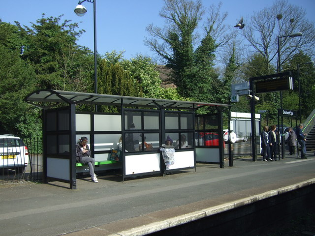 Droitwich Spa Railway Station