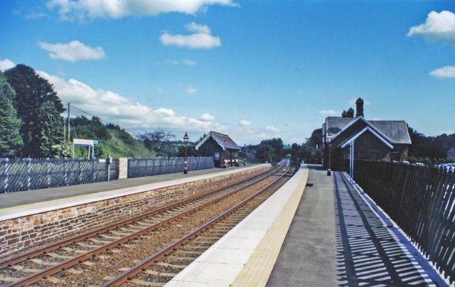 Lazonby station, 2000