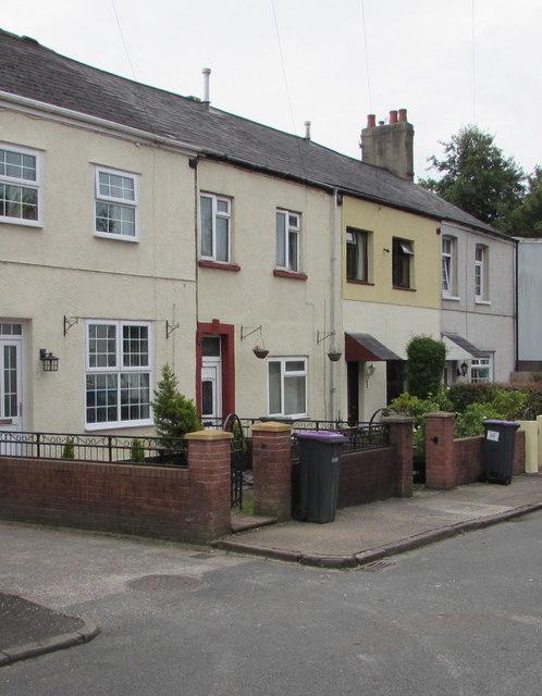 Malpas Street houses, Old Cwmbran