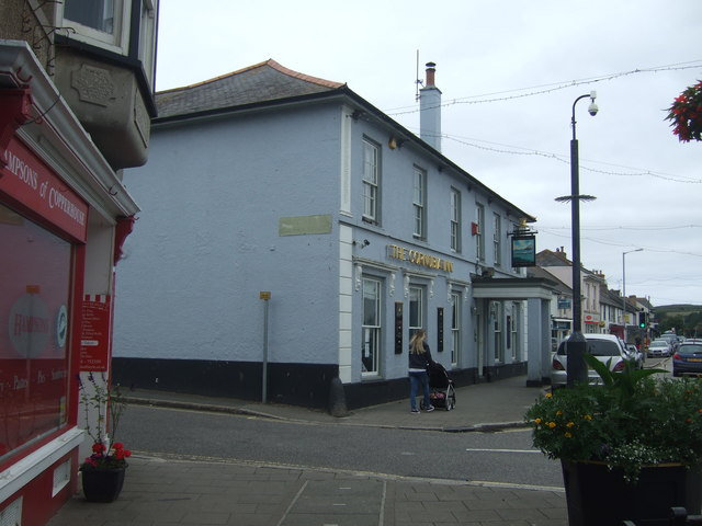 The Cornubia Inn, Hayle