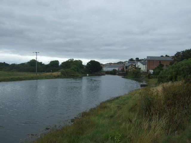 The River Hayle, Hayle