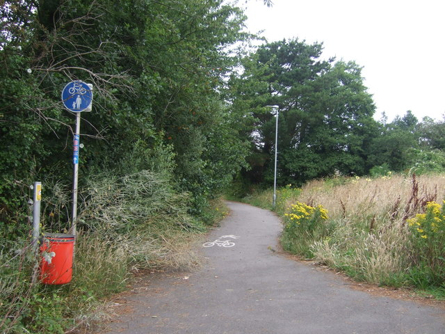 National Cycle Route 3, Hayle Railway Station