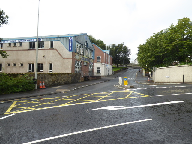 Kevlin Road, Omagh