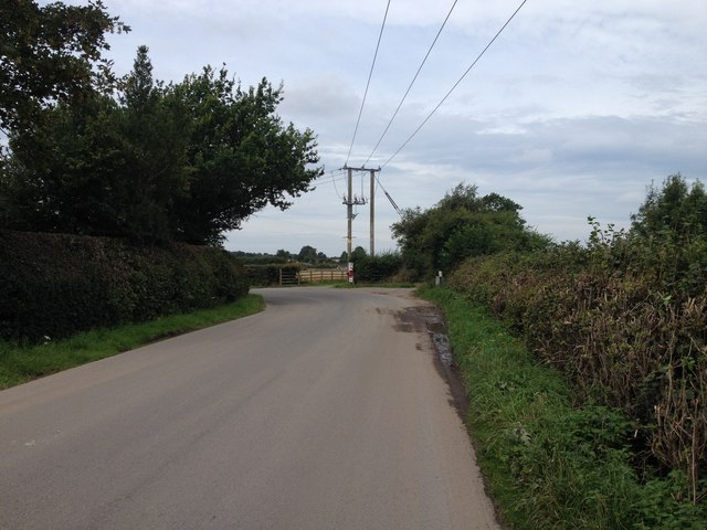Road to Cadeby