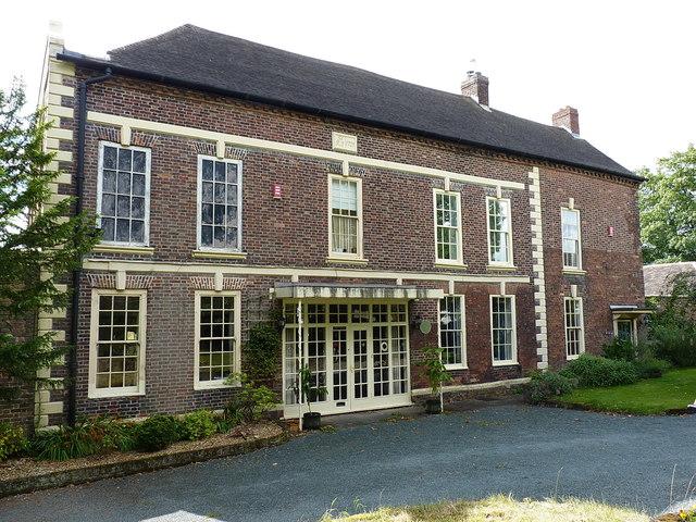 Bank House, Ketley Bank