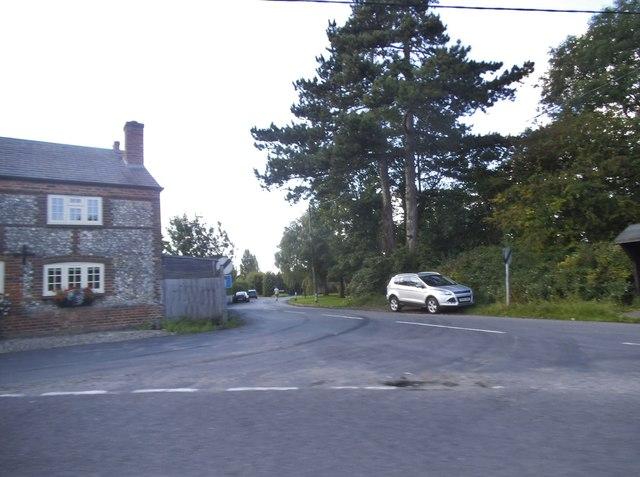 Sandpit Lane, Pitch Green