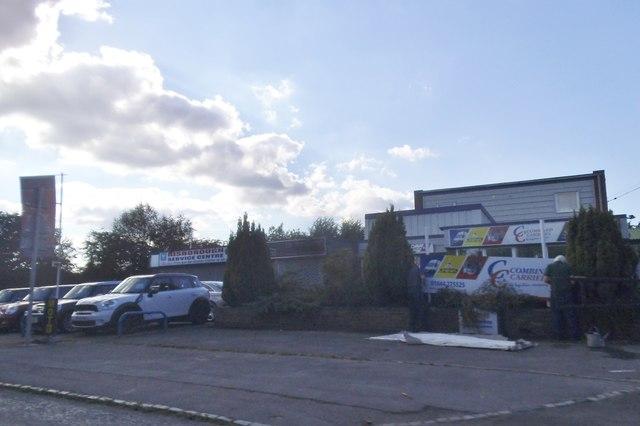 Risborough Service Centre, Bledlow
