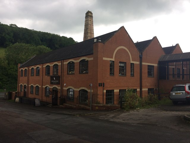 Mill Building, North Woodchester