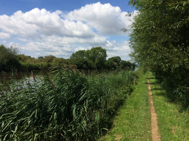 The Gloucester and Sharpness Canal and Towpath
