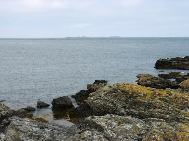 The Skerries from Hen Borth