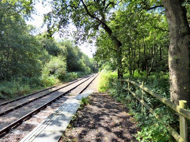 Foxfield Railway at Dilhorne Park