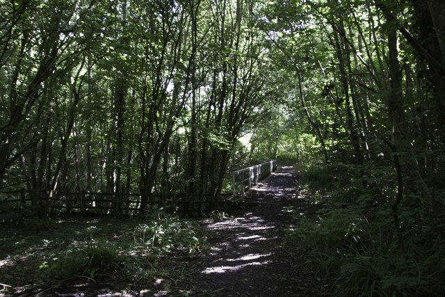Bridge on path to Catherston