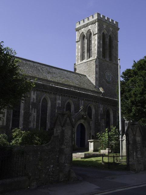St Andrew's Church, Charmouth