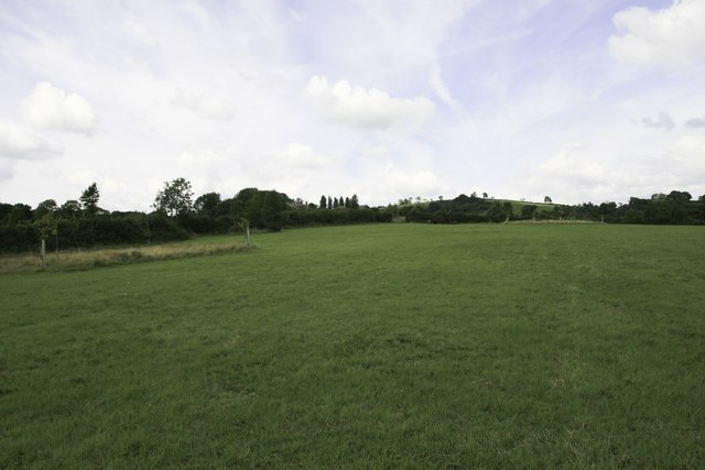 Footpath to Baber's Farm