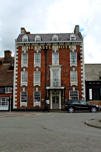 The Castle Hotel, Ruthin