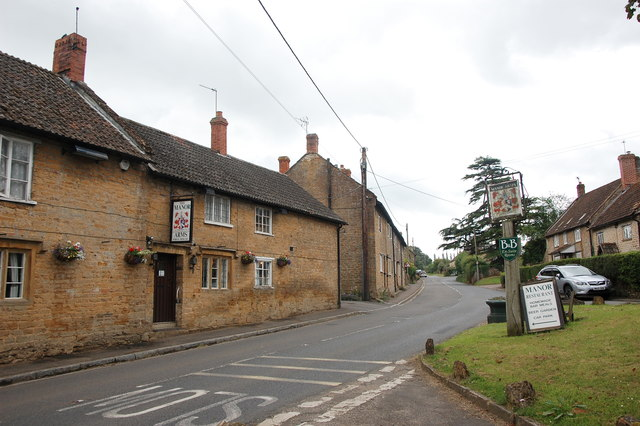 The Manor Arms, North Perrott