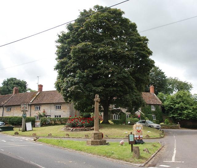 North Perrrott village green