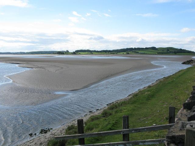 River Leven Estuary and Greenodd Sands