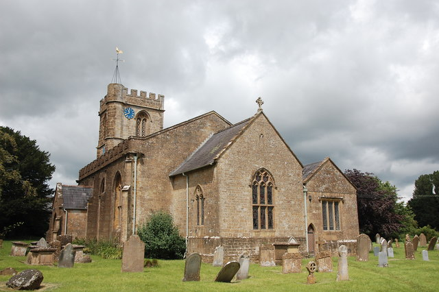 St Michael and All Angels' Church, Haselbury Plucknett