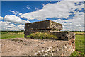 SJ7369 : WWII Cheshire, RAF Cranage, near Middlewich - Airfield Battle Headquarters (17) by Mike Searle