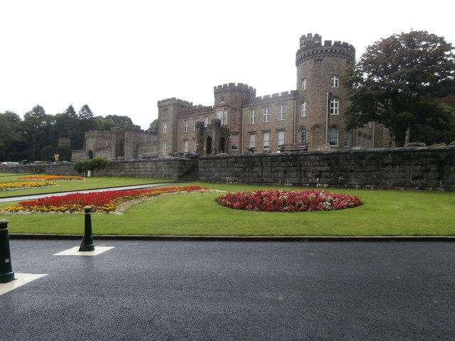 Cyfarthfa Castle