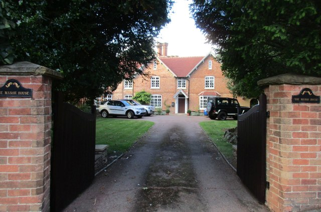 The Manor House, Wellesbourne