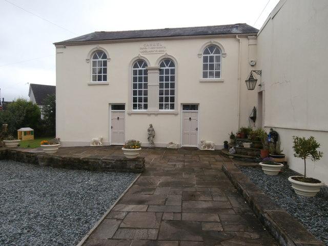 Carmel Chapel, Cefn-coed-y-cymmer