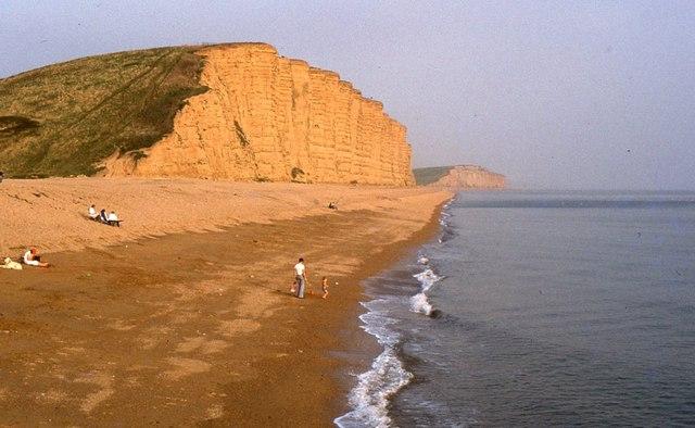 Cliffs, West Bay, Bridport