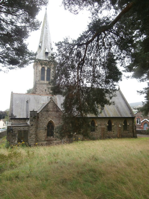 St John the Baptist Church, Cefn-coed-y-cymmer