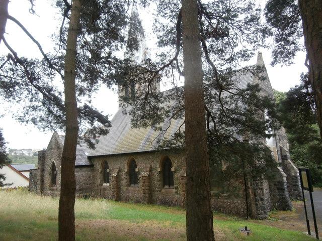 St John the Baptist Church, Cefn-coed-y-cymmer