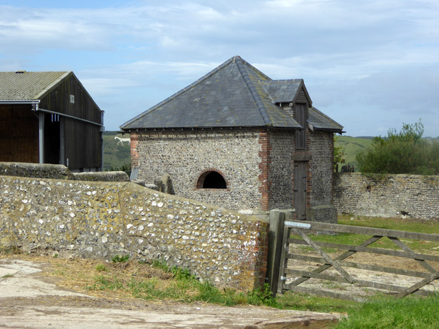 Small old barn, Clapham Barn