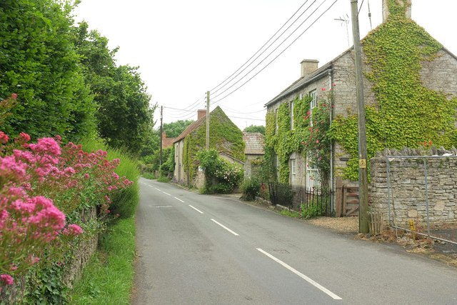 Ilchester Road, Charlton Mackrell