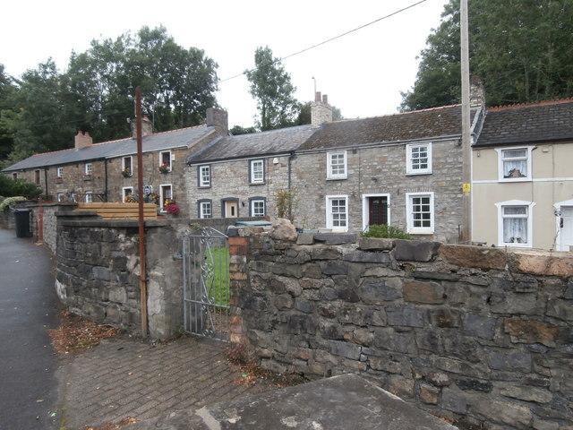 Cottages, Cyfarthfa Rd, Merthyr Tydfil