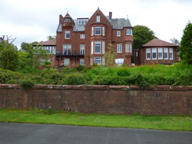 Former Craig Memorial Home
