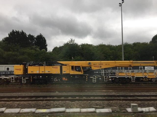 Network Rail infrastructure