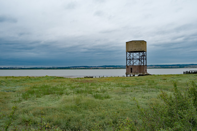 Tilbury Radar Tower, Coalhouse Point