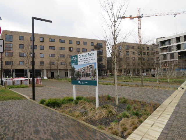 Hobson Square - coming soon