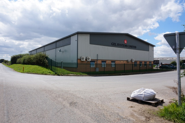 Gel Systems Limited, Riccall Common