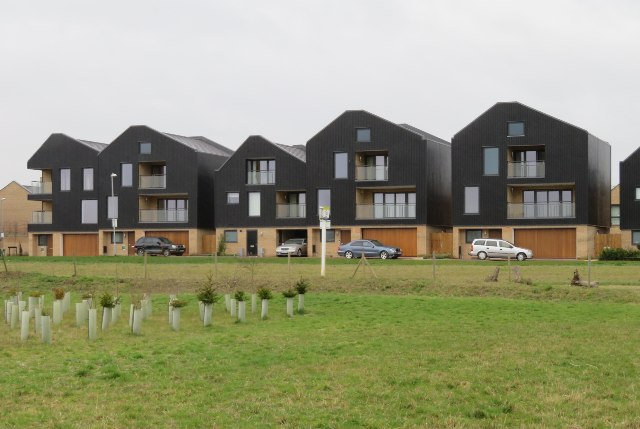 New builds in Southwell Drive