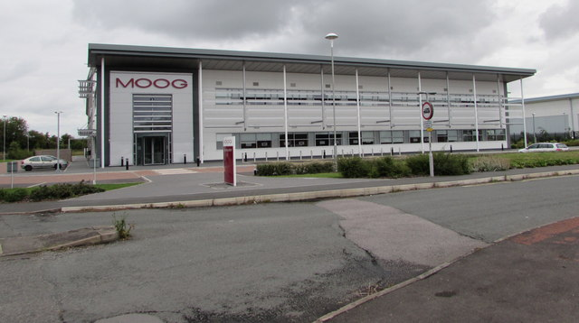 Moog Industrial Group, Ashchurch Industrial Estate