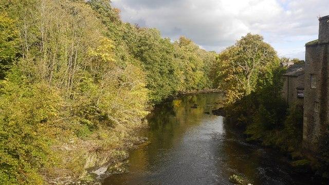 River Ure, Yore Bridge