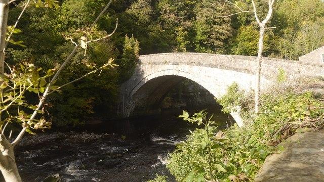 Yore Bridge, Aysgarth