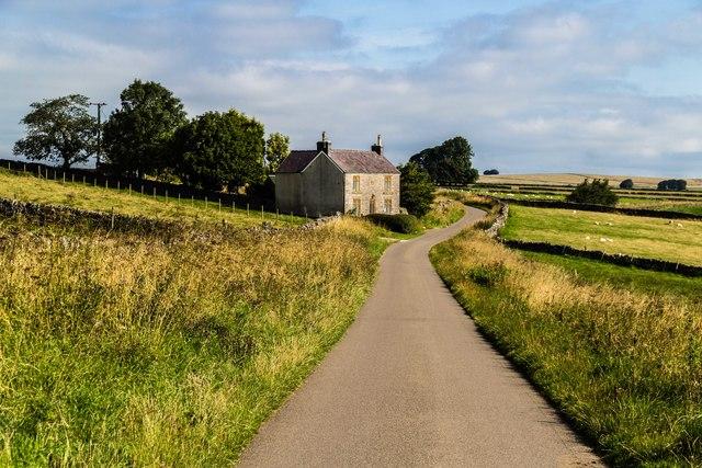 Upper Blindlow Lane