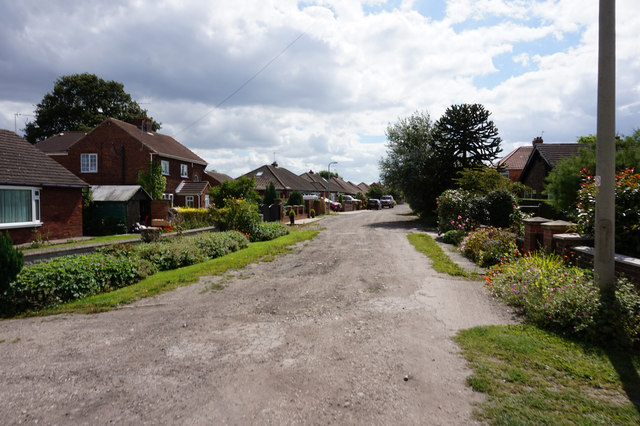 Bennymoor Lane, Osgodby