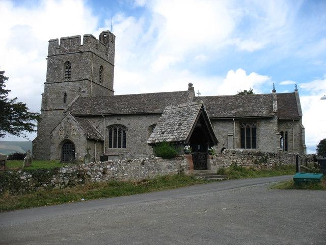 St Stephen's church, Old Radnor