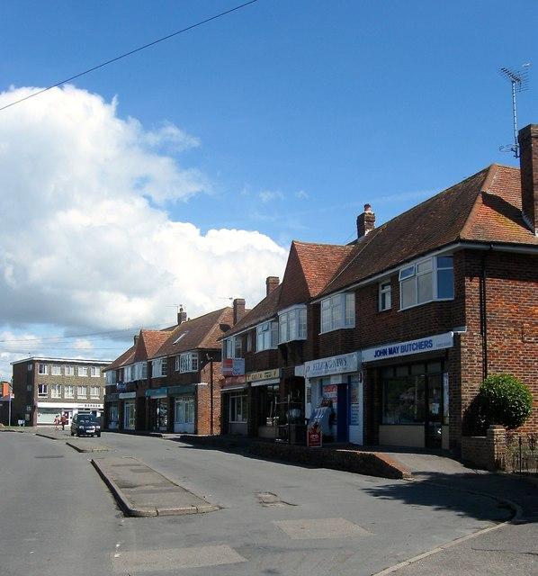 Onslow Parade, Ferring Street, Ferring