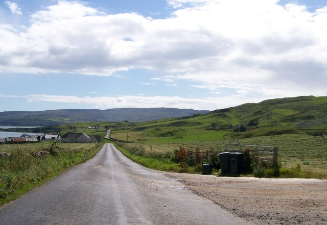 B842 to Campbeltown